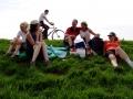 FF uitrusten bij de Voetangelbrug 1