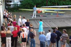 Botendoop en tapas 2005