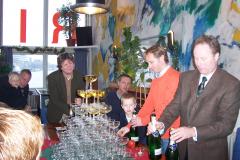 Nieuwjaarsreceptie 2006