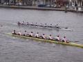 Dames club 8 finish 250