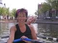Hanneke in Dokkum