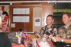 RIC-feest oktober 2006