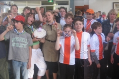 Jeugdwedstrijden Amstel voorjaar 2007
