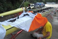 Doop wedstrijdboten 2008