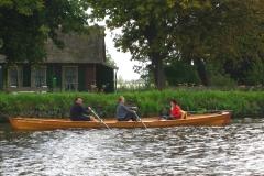 Aangepast roeien Rijnland 2009